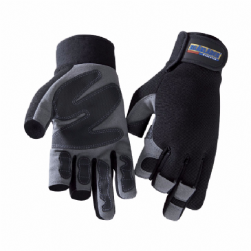 Blaklader 2233 Mechanics Glove (Black/Grey)